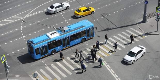 Ижевск получит 50 троллейбусов, ездивших по улицам Москвы