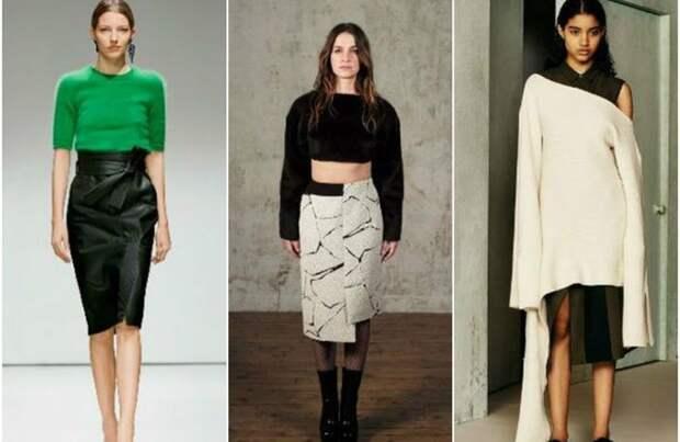 Модный свитер: 10 стильных трендов осенне-зимнего сезона