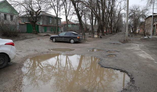 Накапремонт центральных дорог вКаменске-Шахтинском потратят 70млн руб