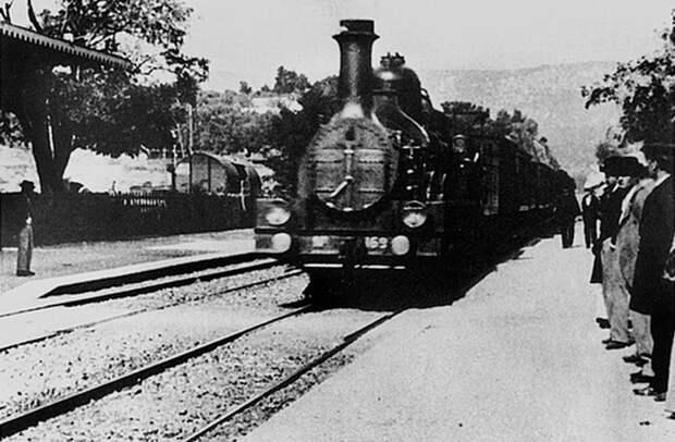 «Прибытие поезда» – фильм, который вызвал панику в зрительном зале