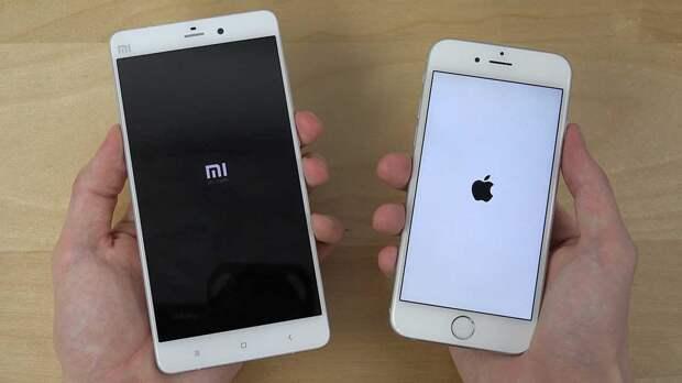 Xiaomi обошел Apple по поставкам в Западную Европу