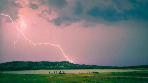 Дожди, грозы и порывистый ветер ожидаются в Алтайском крае 27 июля