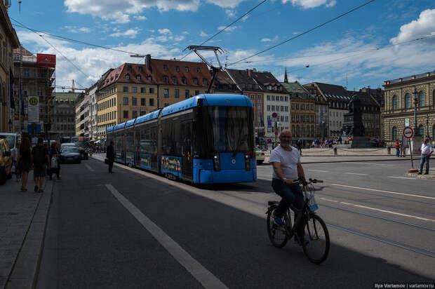 Пост ностальгии: Мюнхен — лучший город Германии