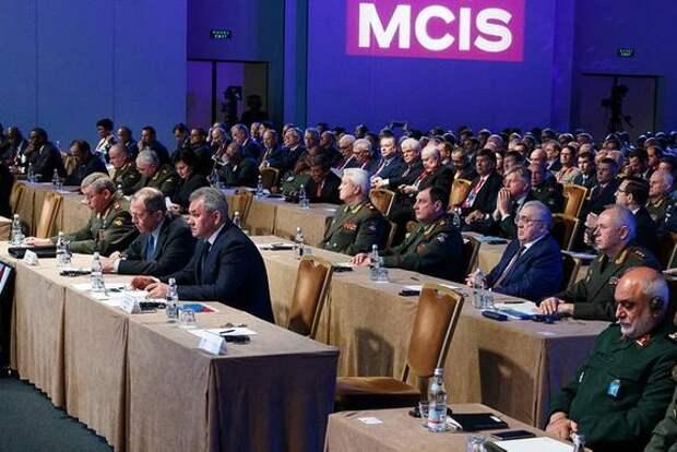Военные делегации 49 стран уже согласились приехать на Московскую конференцию по безопасности