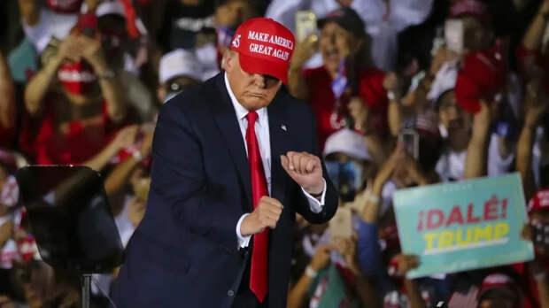 Шапито американских выборов