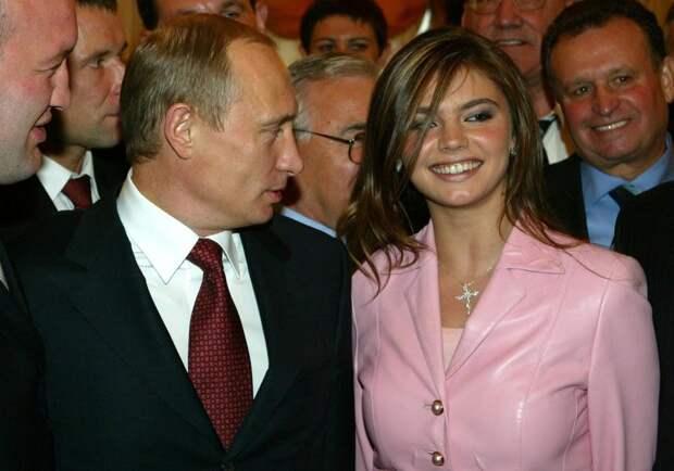 В Сети появилось новое фото Алины Кабаевой