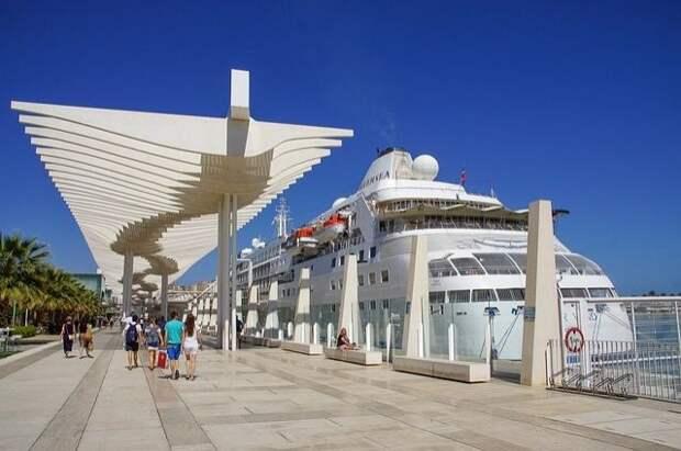 Испания снимет запрет на заход в порты круизных судов с 7 июня