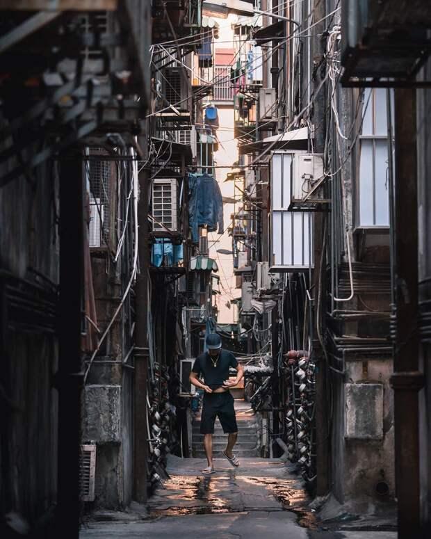 Такие разные города на снимках Йирана Динга