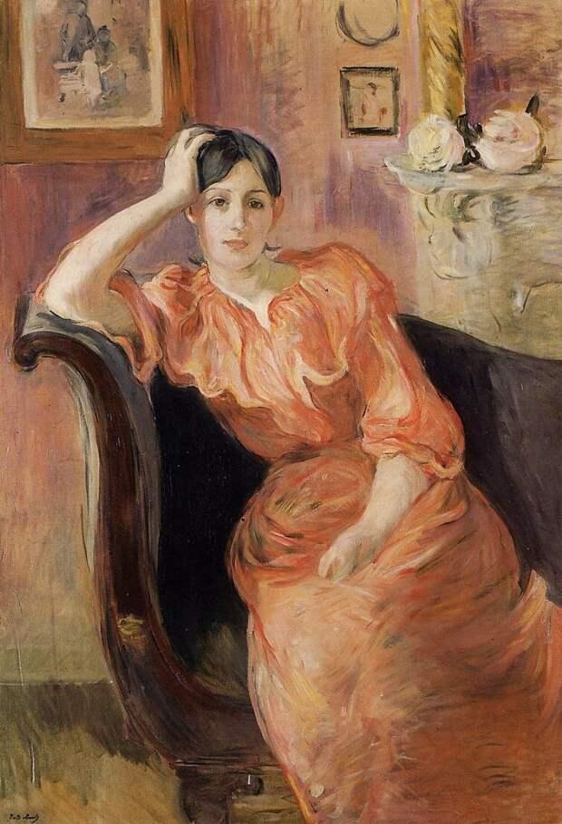 Берта Моризо. Женский взгляд на импрессионизм.