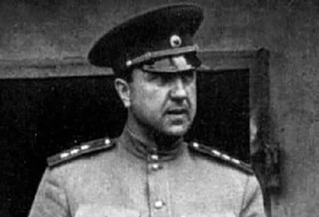 Виктор Абакумов