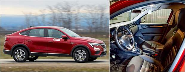 Жесткий тест Renault Arkana: перегруз и заморозка