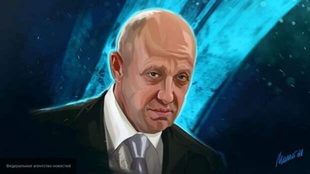 Пригожин поручил юристам привлечь Навального к ответственности