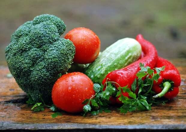 Овощи. Фото: pixabay.com