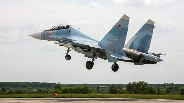 Прилив силы: до конца года Су-30СМ2 взлетит с новым двигателем