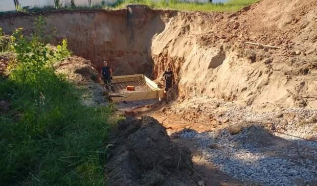 Жителей волковской части поселка Новый в Удмуртии подключат к водоснабжению