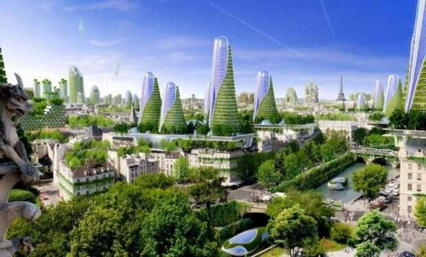 Город NEOM. | Фото: Википедия.