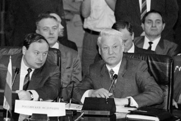 Явлинский про осень 1991. Как сливали и Союз и Россию