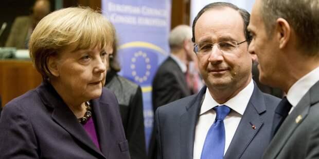 """Есть ли """"немецкое высокомерие"""", у политиков ФРГ сегодня?"""