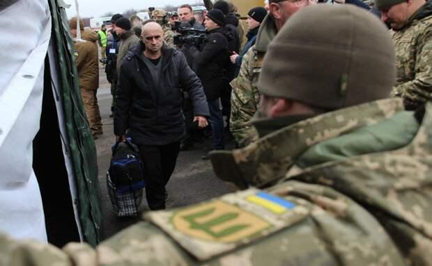 Украина просит вернуть 90 пленных при следующем обмене