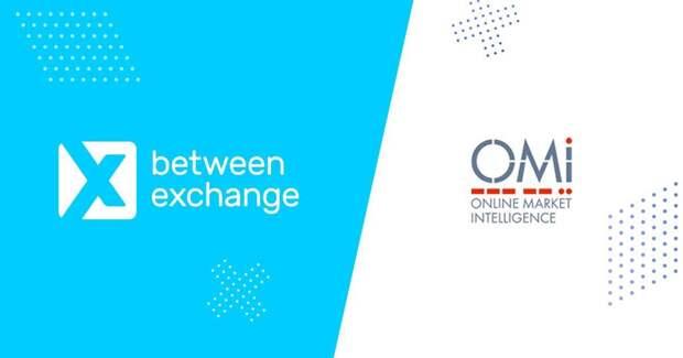 Группа компаний Between Exchange и компания OMI (Online Market Intelligence) объявляют о начале сотрудничества
