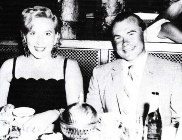 Анатолий Голицын и его жена Светлана, 1961 год. / Фото: www.unz.com
