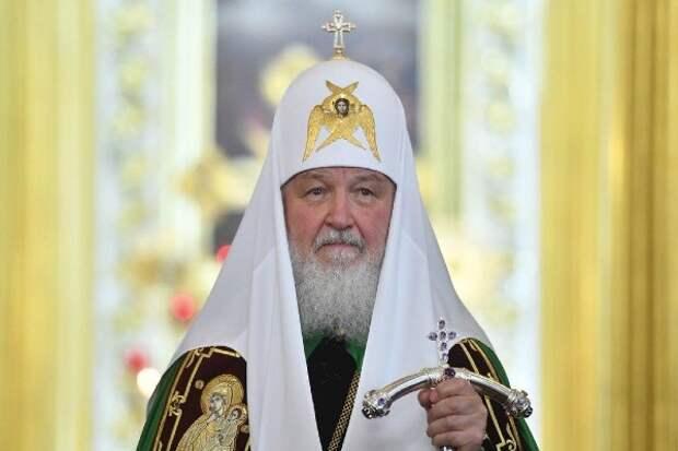 Патриарх Кирилл опроверг сообщения о своем богатстве