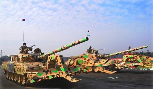 Индия перезапускает программу разработки танка FRCV