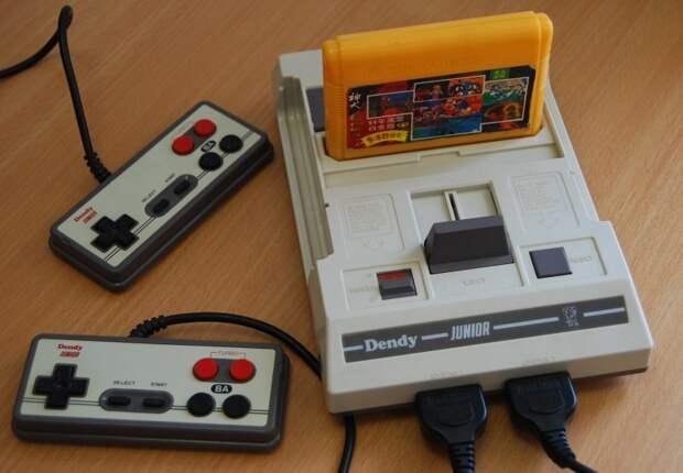 Dendy возвращается - Nintendo решила вернуть в продажу легендарную приставку