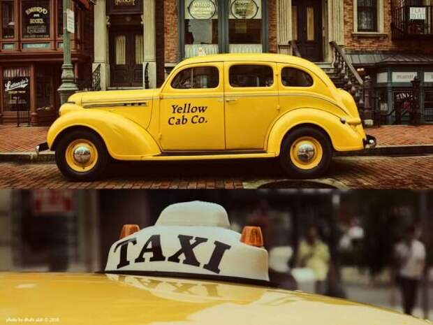 Сегодня празднуют Международный день таксиста