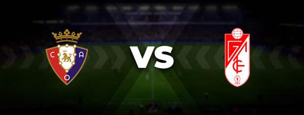Осасуна — Гранада: прогноз на матч 22 октября 2021, ставка, кэффы