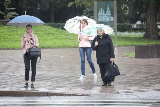 Резкое похолодание придёт в Нижегородскую область в начале июня