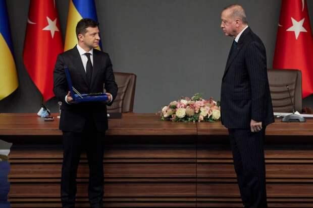 Турецкая пресса: Зеленский пытается привлечь Эрдогана к борьбе против России