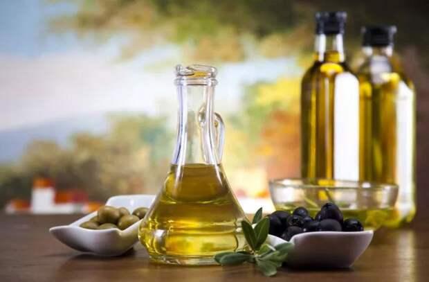 Норма потребления оливкового масла