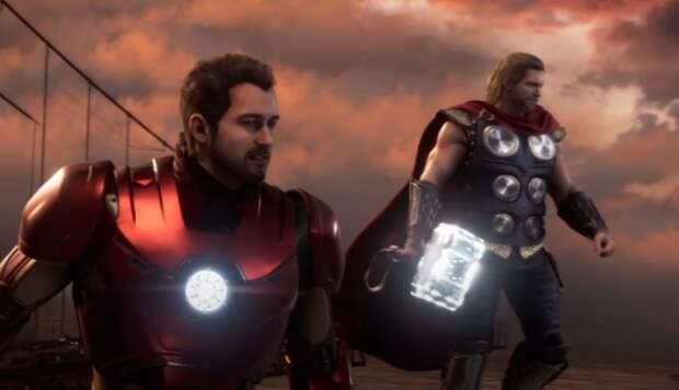 В Сети появился трейлер к выходу новой части «Мстителей»