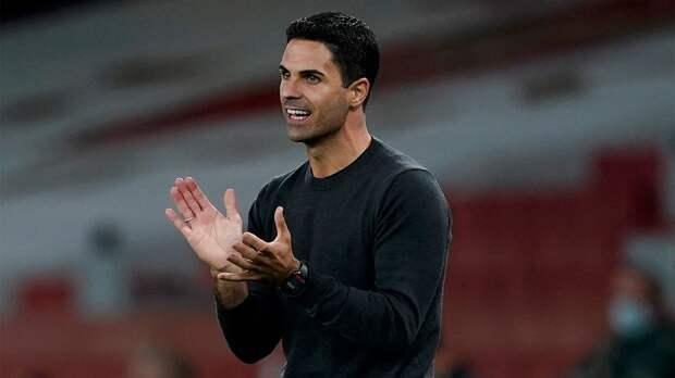 Артета продолжит руководить «Арсеналом» в следующем сезоне