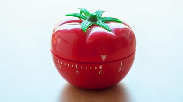 Как метод «помидора» помогает победить с неорганизованность и прокрастинацию