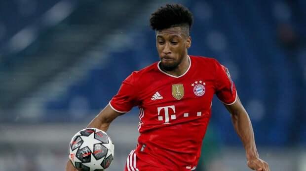 «Бавария» не может договориться с Команом по новому контракту