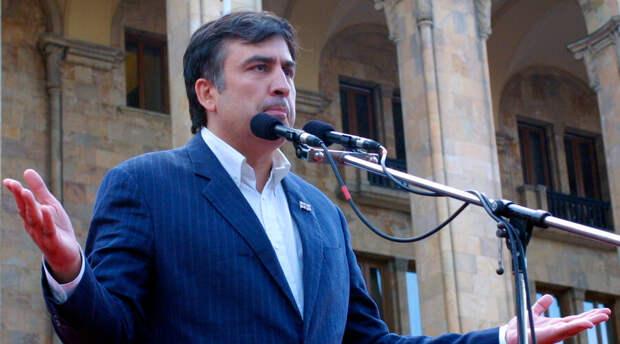 Соратник Михаила Саакашвили «выехал» на деньгах Евросоюза после задержания