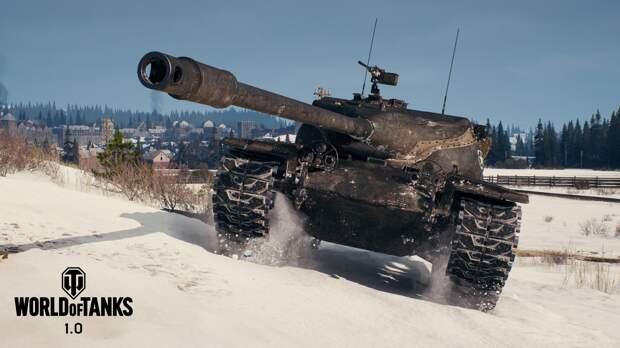Семь причин зарегистрироваться в World of Tanks