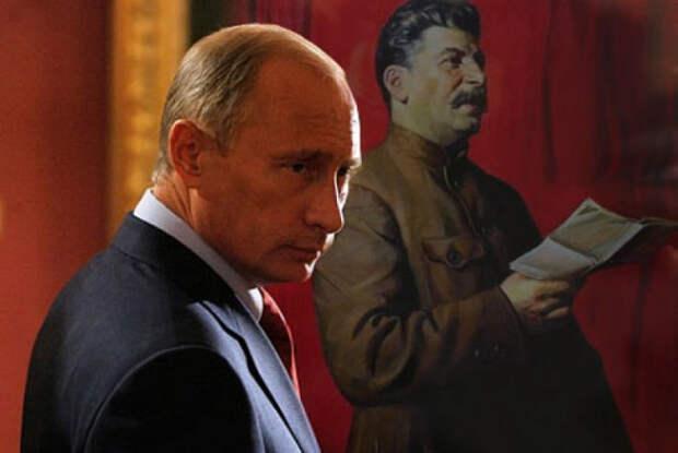 Думаете, стоит Путину уйти, как «новый Сталин» сам свалится с неба?