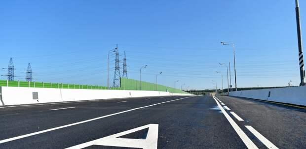 Более 18 км дорог построят вКоммунарке до2023 года – Бочкарёв