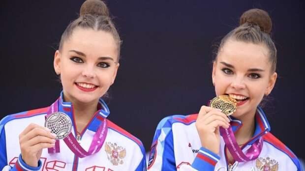 Россиянка Арина Аверина завоевала золото в многоборье на ЧЕ по художественной гимнастике