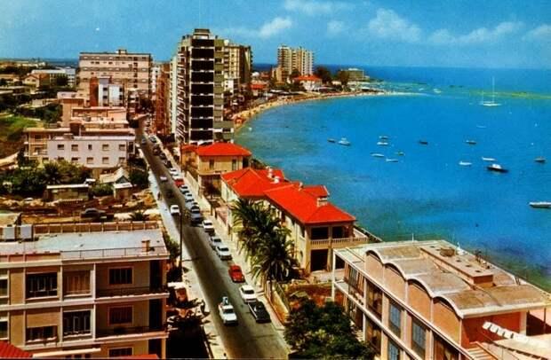 Вароша незадолго до вторжения турецких войск на Кипр. /Фото: life-thai.com