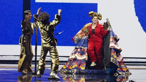 Манижа пообещала зрителям сумасшедший финал Евровидения-2021