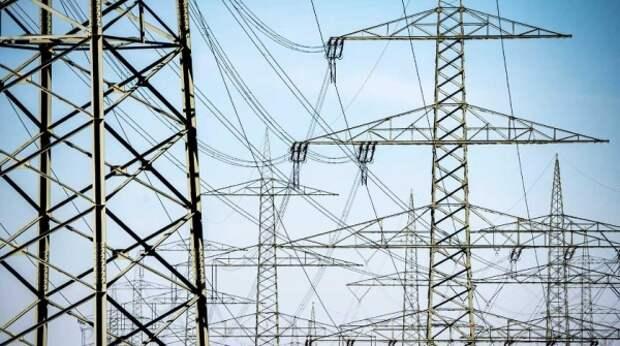 Украина запретила поставки электроэнергии из России и Белоруссии