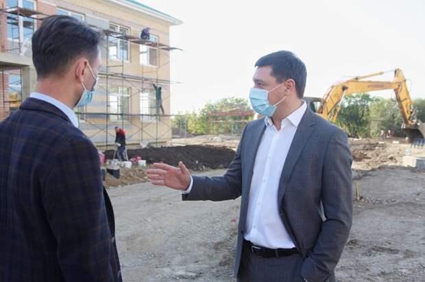 На Гидрострое в Краснодаре в конце года сдадут новый детсад