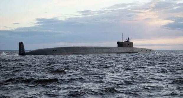 Атомная подлодка «Князь Владимир» была передана в распоряжение ВМФ РФ
