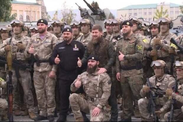 Новое оскорбление Путина. Кадыровцам пора в Тбилиси
