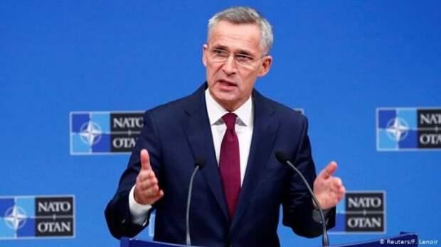 Генсек НАТО: Украина иГрузия пока небудут приняты вальянс