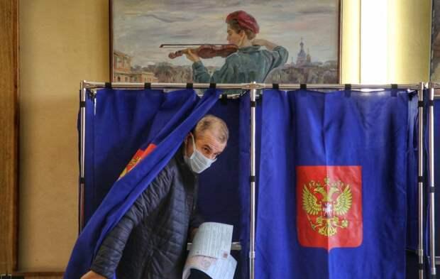 Явка на выборах в Государственную Думу по РФ составила 40,49%